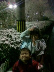 ぽんしゃん、ばぶやんの BUNCH OF LOVELY DAYS!!-snowcherry3