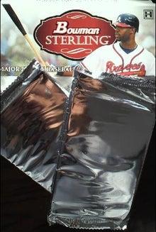 nash69のMLBトレーディングカード開封結果と野球観戦報告-2010-b-ster-2pack