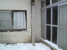 $ある教会の牧師室-氷柱1