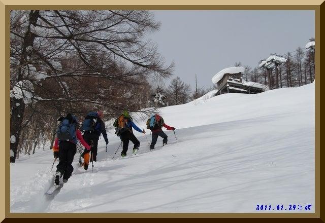 ロフトで綴る山と山スキー-0129_1006