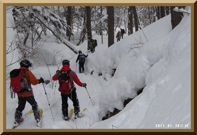 ロフトで綴る山と山スキー-0130_1309