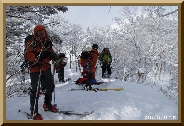 ロフトで綴る山と山スキー-0130_0957