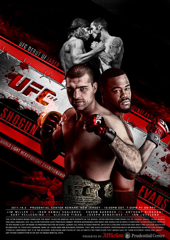 UFC 128 Shogun vs. Evans 改ポ...