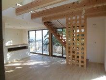 飯田市の設計事務所 AS plan のブログ-大瀬木リビング