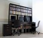 新着商品情報-上下書棚付パソコンデスク
