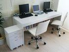 新着商品情報-下書棚付パソコンデスク