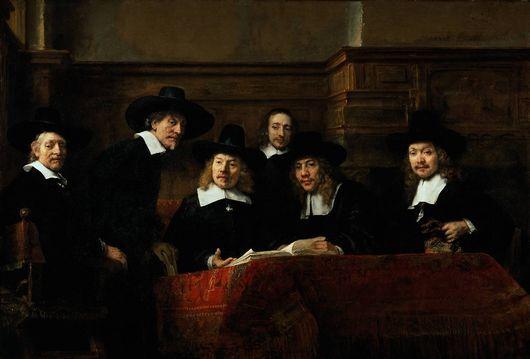 REMOVE-The Sampling Officials of the Amsterdam Draper's