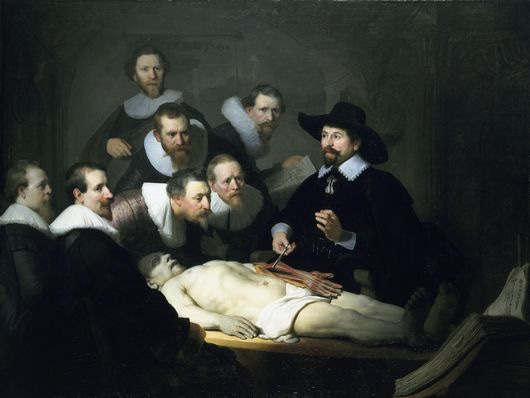 REMOVE-The Anatomy Lesson of Dr. Nicolaes Tulp