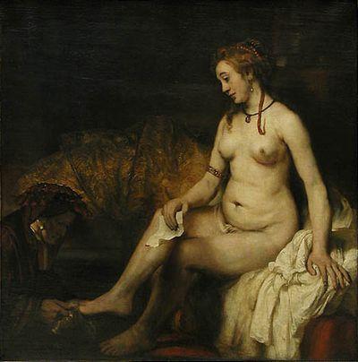 REMOVE-Bathsheba at Her Bath