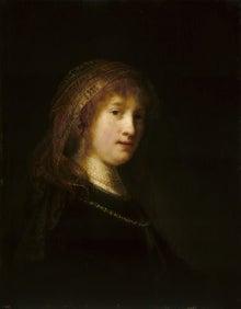 REMOVE-Saskia van Uylenburgh, the Wife of the Artist