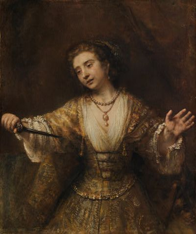 REMOVE-Lucretia, 1664