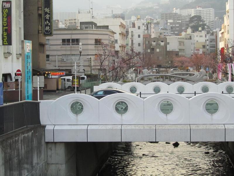 熱海桜 糸川