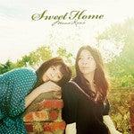 初のオリジナルアルバム「Sweet Home」初回盤