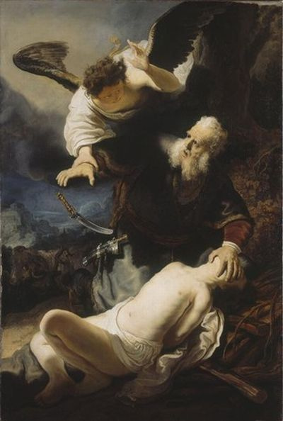 REMOVE-The Sacrifice of Isaac (1636)