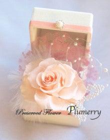 Plumerry(プルメリー)プリザーブドフラワースクール (千葉・浦安校)-ウエディング アイテム 髪飾り コサージュ