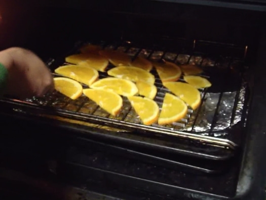 長澤家のレシピブログ-チョコオレンジレシピ工程画像