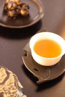 $中国茶とアロマのある至福の時間