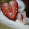 ユウジアジキさんのフレーズで苺ハートなバレンタインデー♪の画像
