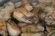 「まごころごはん。」-20110206牡蠣照り02