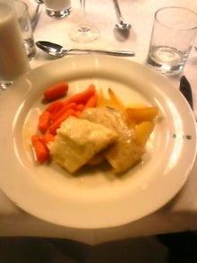 MOO日記-20110121夕食さかな
