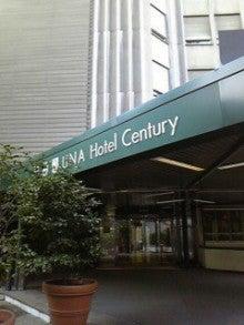 MOO日記-20110122ホテル入り口