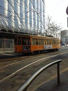 MOO日記-20110122レトロな路面電車