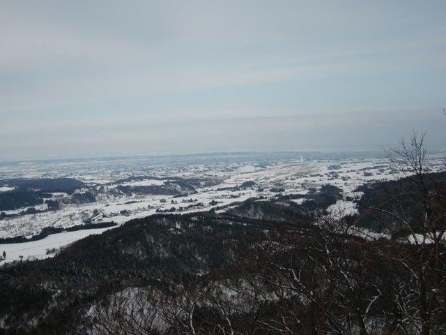 尖山(559m) 与四兵衛山(623m) 2011/02/11 (金 ...