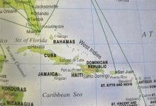 $旅する姫のブログ-カリブ海クルーズ地図