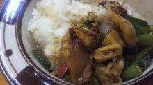 ひよこ豆のうた-シーフードガパオ