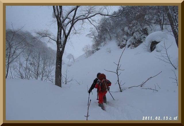 ロフトで綴る山と山スキー-0213_0935