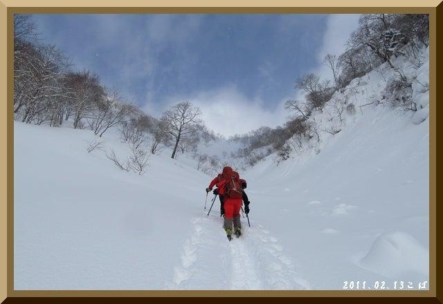 ロフトで綴る山と山スキー-0213_1005