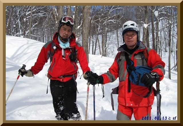 ロフトで綴る山と山スキー-0213_1229