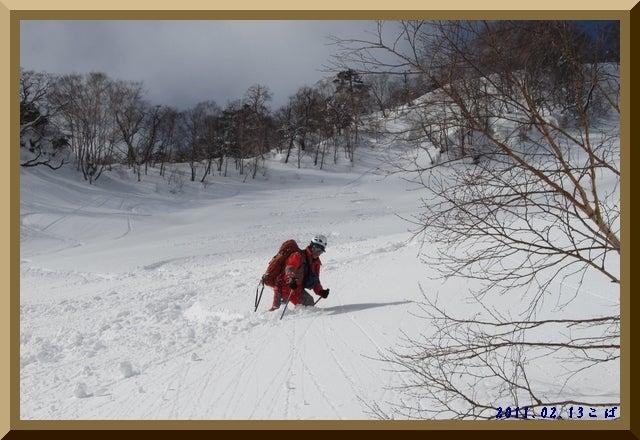 ロフトで綴る山と山スキー-0213_1202