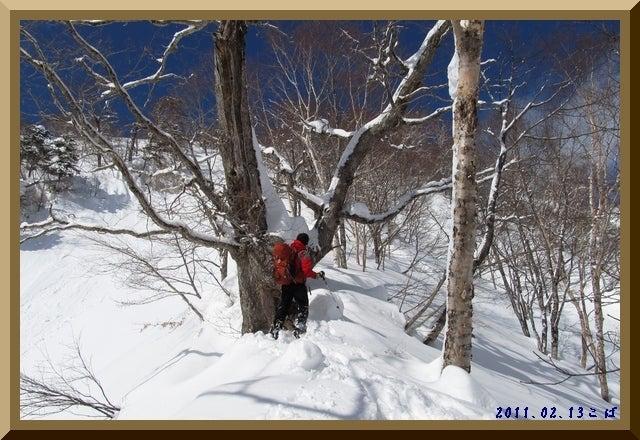 ロフトで綴る山と山スキー-0213_1115