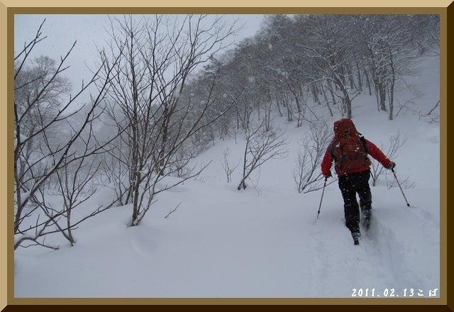 ロフトで綴る山と山スキー-0213_0917
