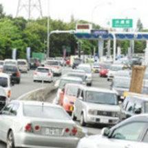 2011年の高速道路…