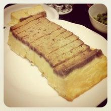 ちょんまげ通信-チーズケーキ