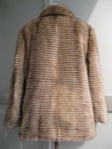 大木毛皮店工場長の毛皮修理リフォーム-ミンクのコート リフォーム