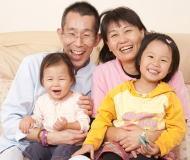 $金沢市の整体&カウンセリングは「お元気整体院」-家族写真