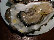 $Shot BAR 蔵上人KURAKUEN(苦楽園)のブログ-渡利牡蛎
