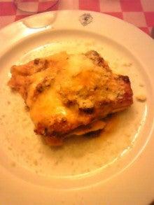 MOO日記-20110122夕食ラザニア