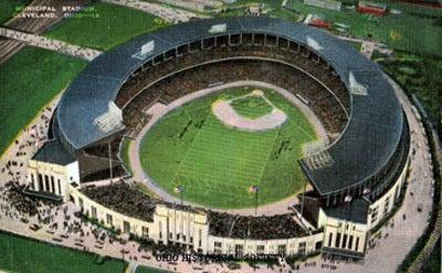 Cleveland Stadium①(クリーブラ...
