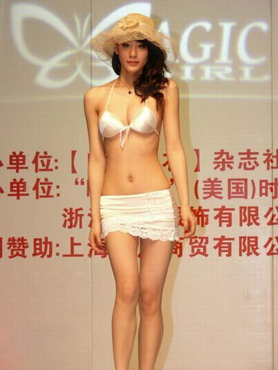 【画像】中国の女児下着モデル可愛いんや ...