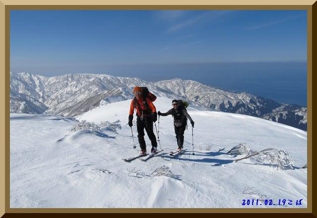 ロフトで綴る山と山スキー-0219_1115