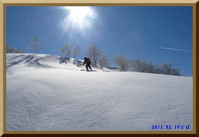 ロフトで綴る山と山スキー-0219_1238