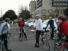 $日曜サイクリングのブログ-110220