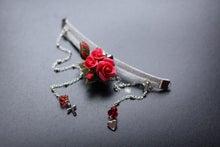 桃花寨-red red rose