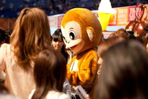 かねやんの全国ぐるっと!うまいもの巡り-東京ガールズコレクションin名古屋本番
