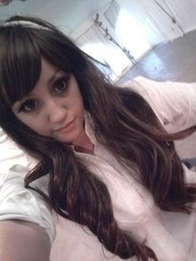 ちょこ姫~さん  のブログ-Me before going out on stage