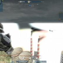 クラン戦にて嵐
